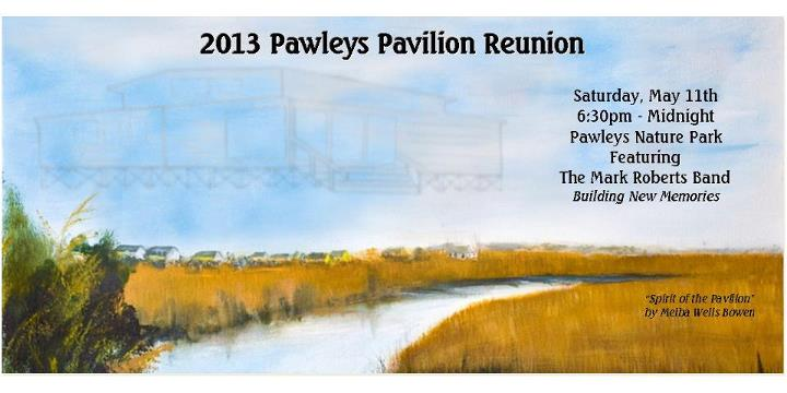 Pawleys Pavilion Reunion 2013