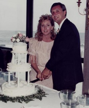 It's our 25th Wedding Anniversary!