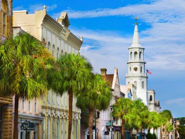 Charleston, SC, #1 Third Year in a Row!