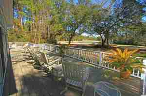 DeBordieu Colony real estate moore deck and view