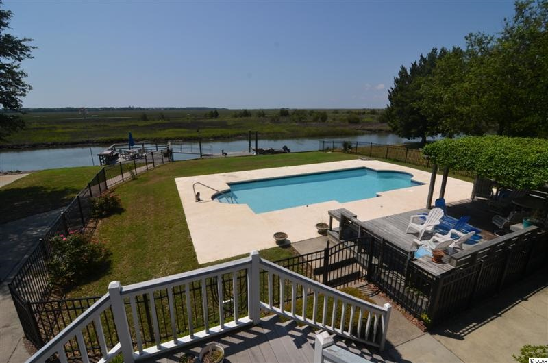 Homes for sale with Pools in DeBordieu and Pawleys Island