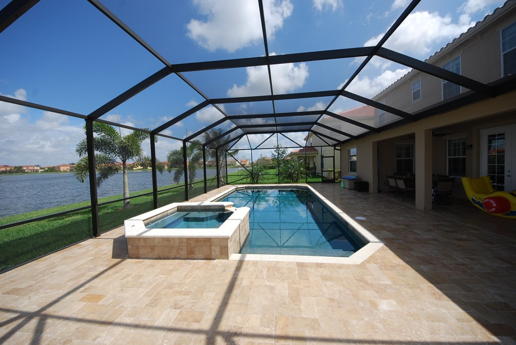 Pool Screen Enclosures Products Coastalscreen Com