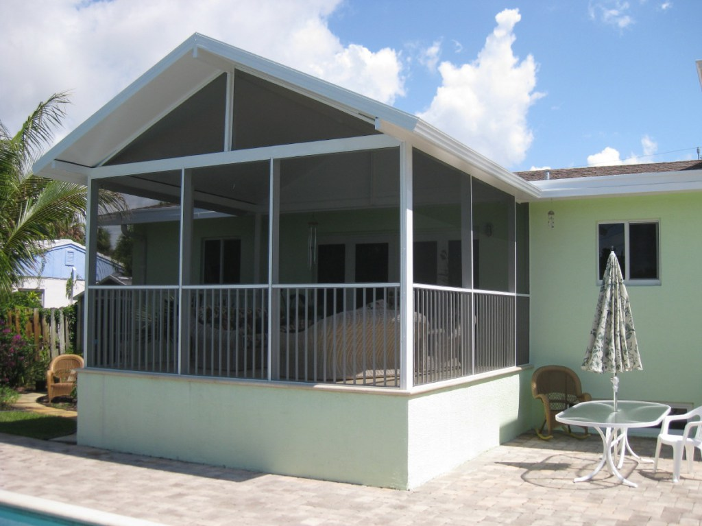 Insulated Patio Roof Installation Products