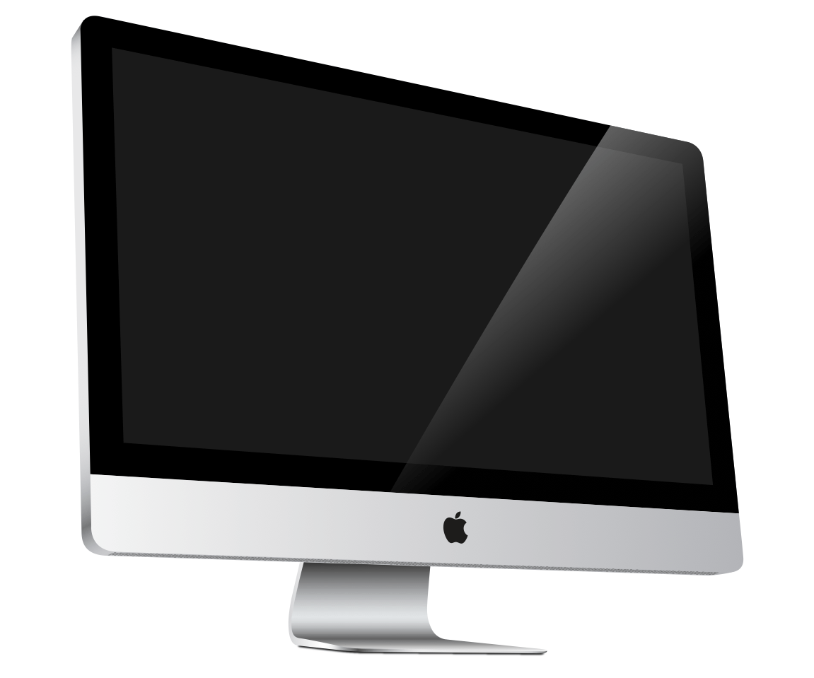 imac 27 inch revision 10 this was a pretty straightforward object to