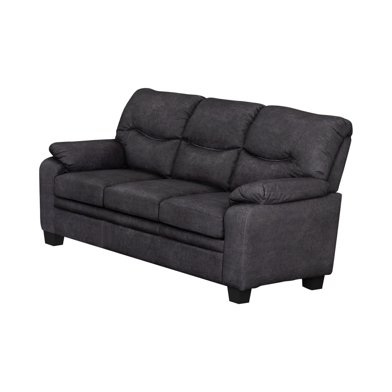 meagan pillow top arms upholstered sofa