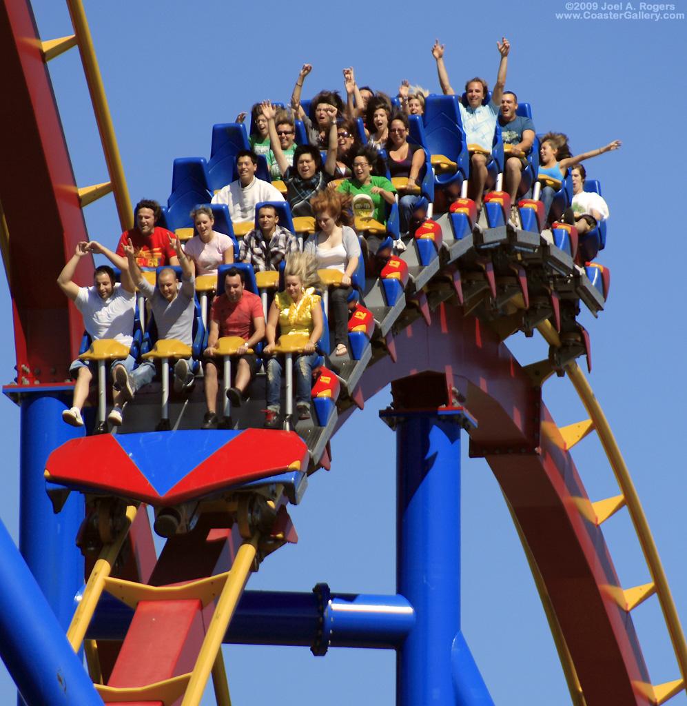 CoasterGallery.com -- La Ronde