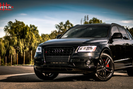Audi SQ5 w/ Stage 4 Coastline Blackout