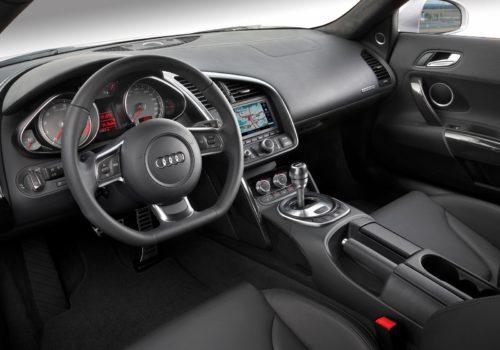 2009 Audi R8 Interior