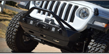 Poison Spyder Jeep JL Bumper