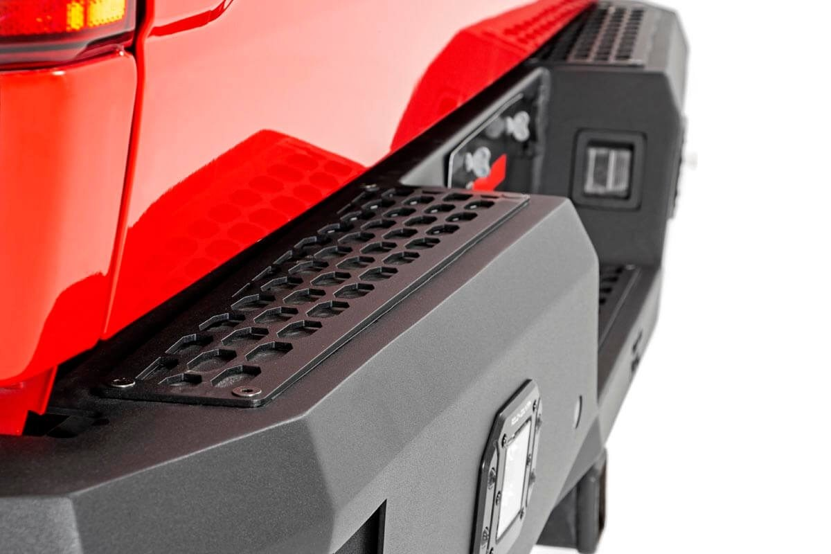 Rough Country F150 LED Rear Bumper