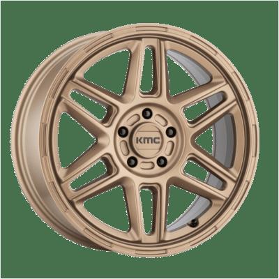 KMC Wheels KM716 Gold