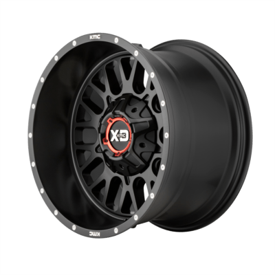 KMC XD Series XD842 Black