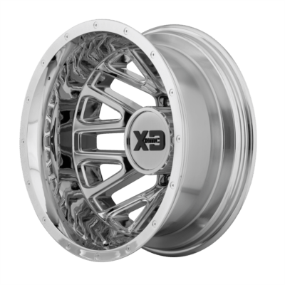 KMC XD Series XD843 Silver 1