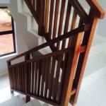 Image of an Interior Staircase Balustrades