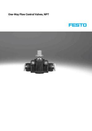 Festo Flow Controls