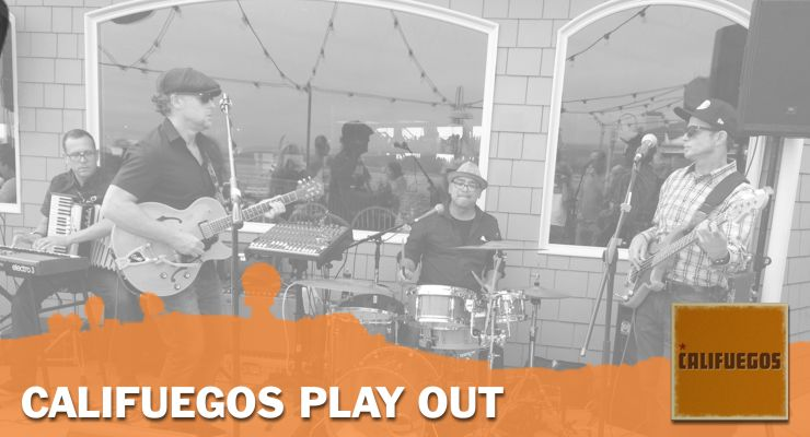 Califuegos playing at Sams