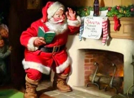 Bedtime Stories ~ 'Twas the Night Before Christmas
