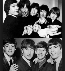 Eclectic Music Show Episode 13 ~ Beatles and Stones