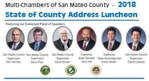 2018 State of San Mateo County Address and Luncheon @ Carol Camacho | San Bruno | California | United States