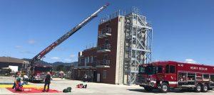 Tour the New HMB Fire Tower ~ Open House Sat. Dec. 1st, 10-12pm