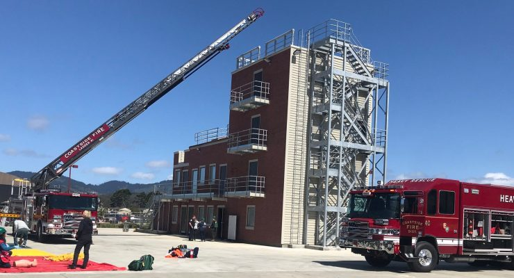 Tour the New HMB Fire Tower ~ Open House Sat. Dec. 1st, 10-12pm