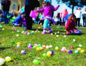 Easter Brunch Buffet and Easter Egg Hunt @ Mullins Bar and Grill | Half Moon Bay | California | United States