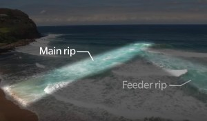 Rip Currents 101  ~ Mavericks Big Wave Season