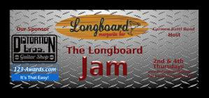 Longoard Pro Jam ~ Bay Area's Top Blues Artists ~ NO COVER @ Longboard Margarita Bar   Pacifica   California   United States