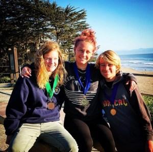 Half Moon Bay High School Surf Team Results from Manresa