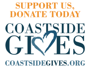 COASTSIDE GIVES. All Day Today ~ 43 Coastal Non-Profits to Choose From! @ New Leaf Community Markets