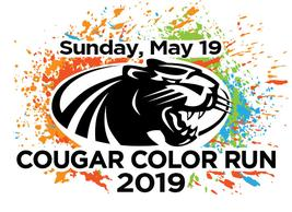 COUGAR COLOR RUN 2019 ~ Fun Time for the Whole Family! @ Half Moon Bay High School | Half Moon Bay | California | United States