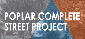 City Council to Consider Award of DESIGN Contract for Poplar Complete Street Project