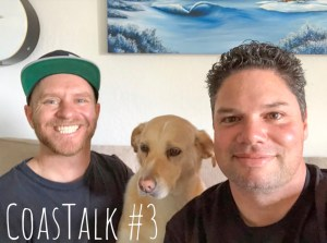 CoasTalk #3 with Mark Weisbarth and Local Coastal Artist Pete Collom