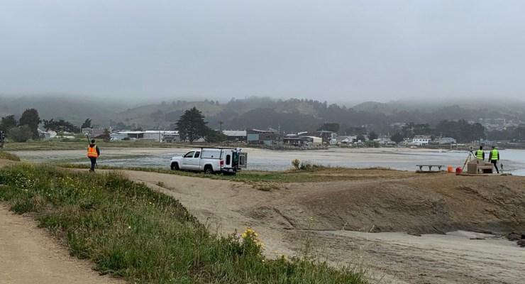 Pillar Point Harbor West (Mavericks) Trail Erosion Protection Project Update