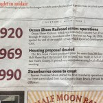 A Review of the Half Moon Bay Review in 1969