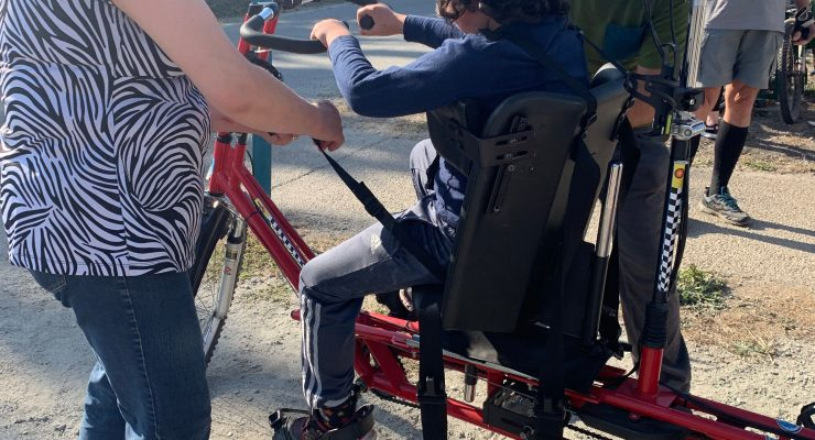 GCSD Sponsors Adaptive Cycles for EG Elementary Kids
