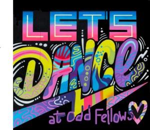 Monthly Dance Night with DJ Dancy at the Odd Fellows @ Carolyn Belknap | Half Moon Bay | California | United States