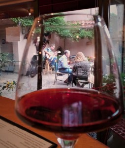 Locals' Night at the Courtyard ~ Music, Wine, Art, Gelato and Eats @ The Courtyard   Half Moon Bay   California   United States
