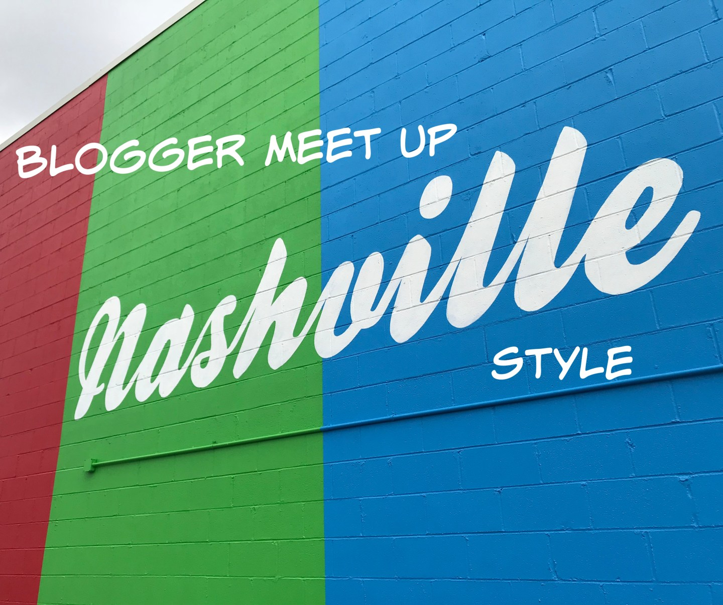 When Bloggers and Nashville Collide