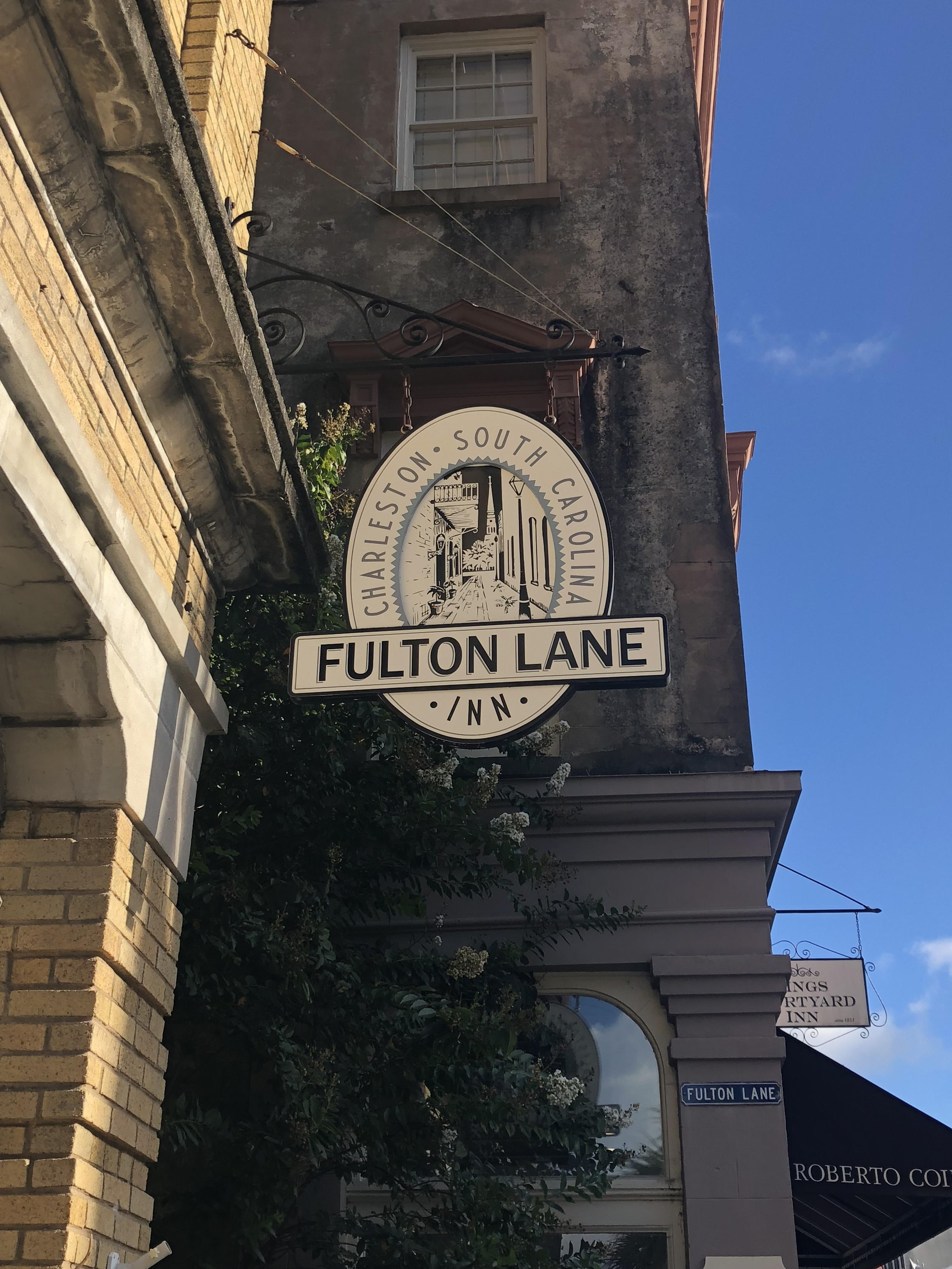 FULTON INN, CHARLESTON, SC