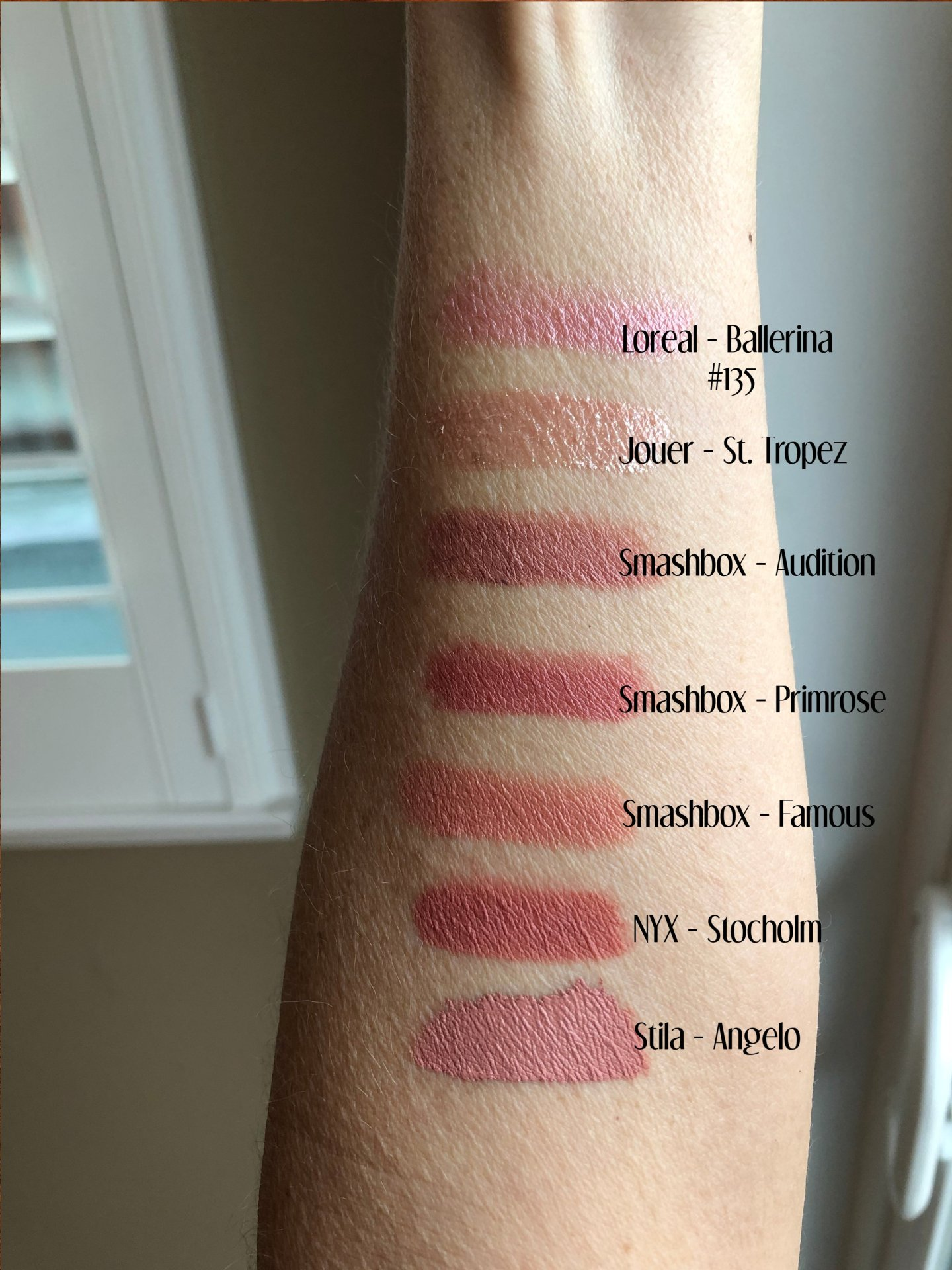 My Favorite Affordable Neutral Lipsticks