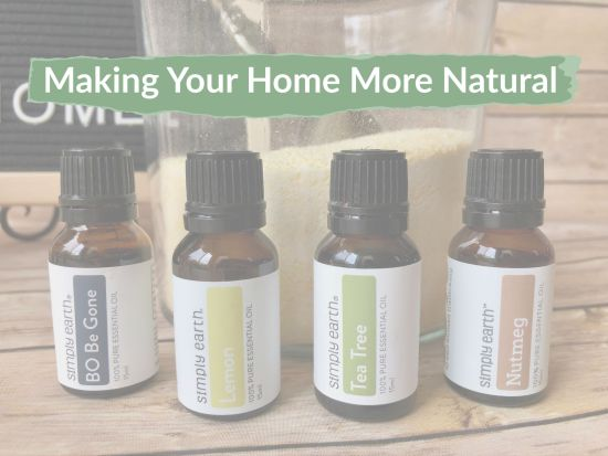 Making Your Home More Natural