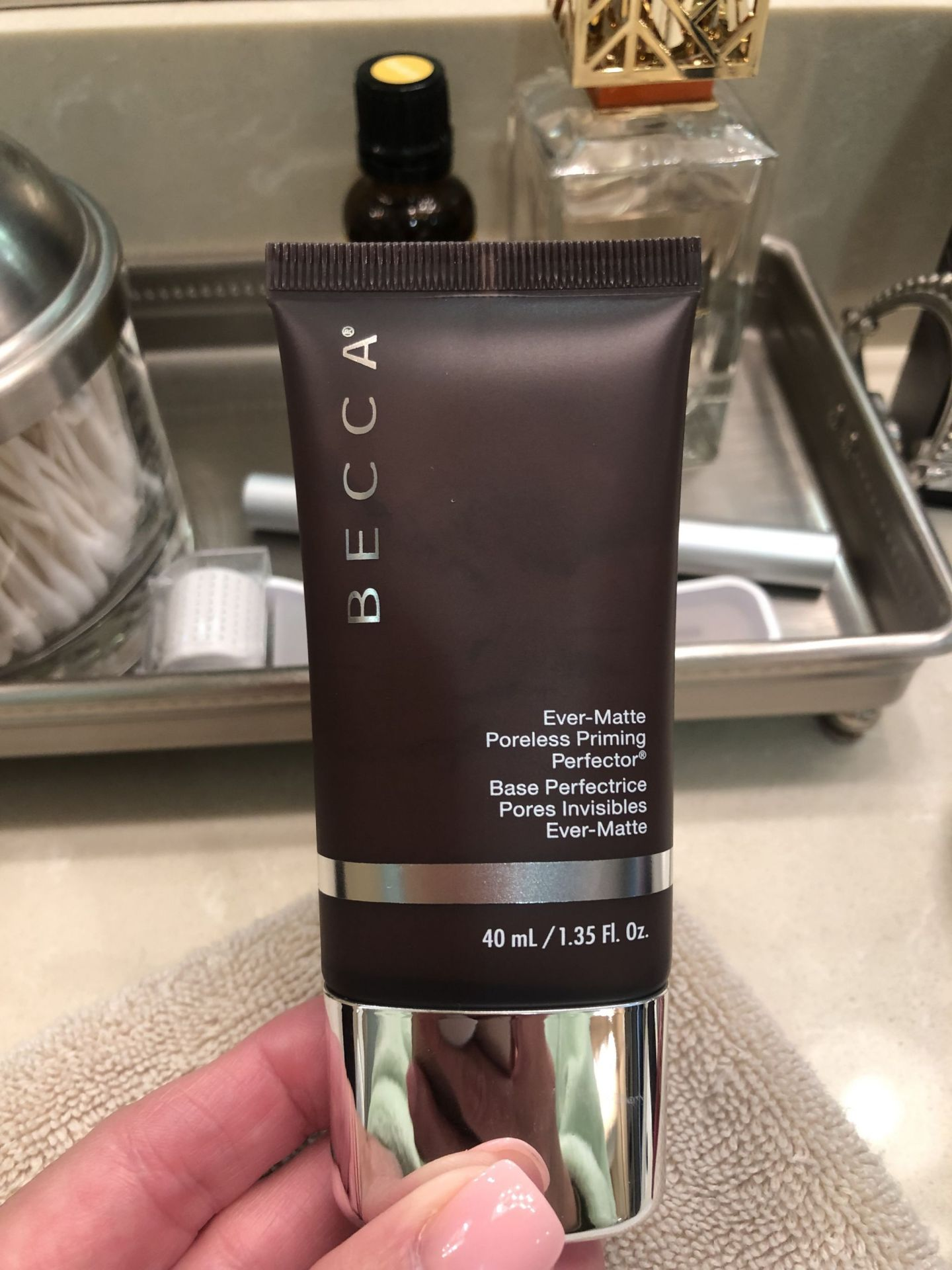 Becca Ever-Matte Poreless Priming Perfector, Coast to Coast