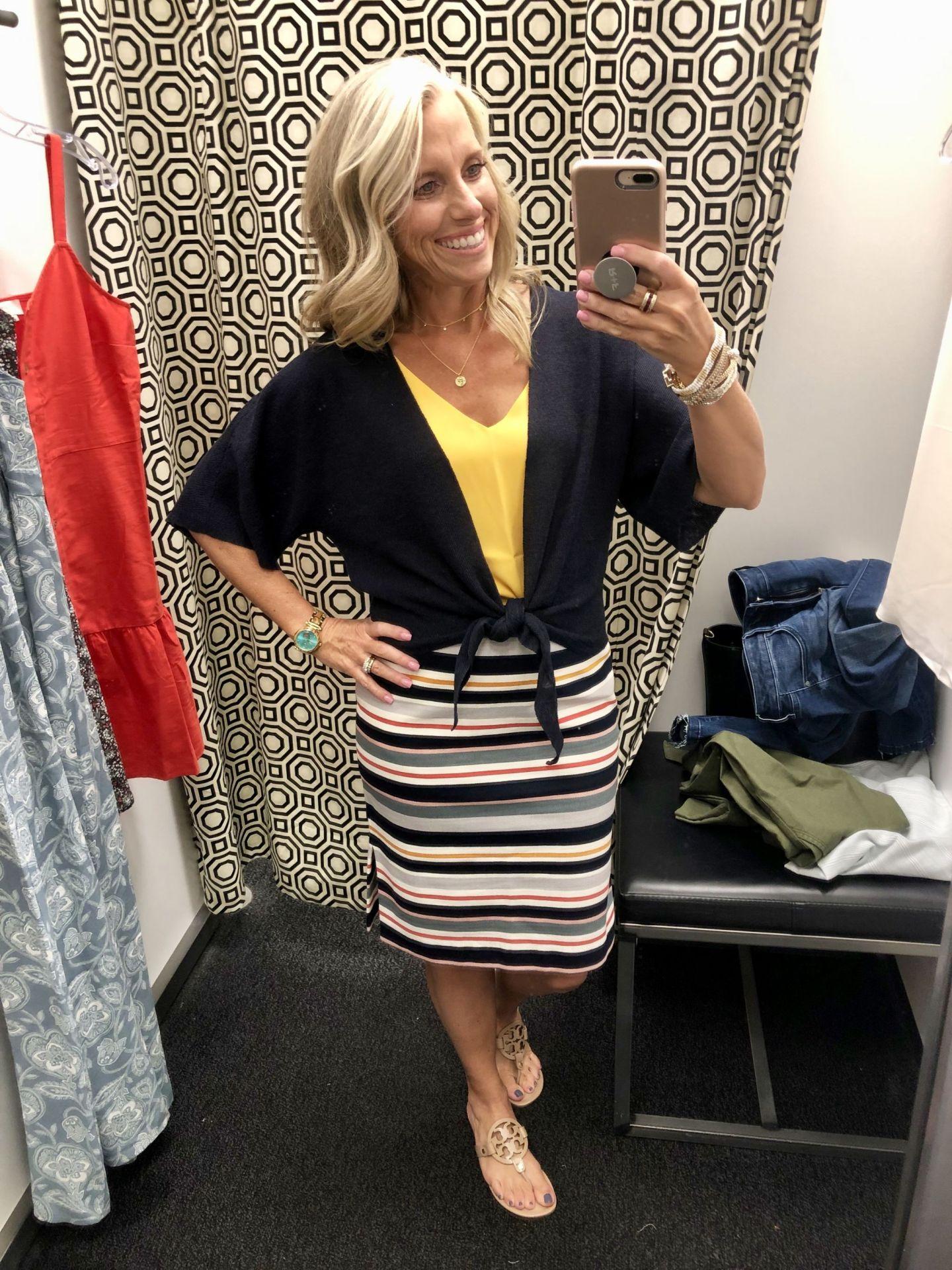 Loft Outlet Pencil Skirt