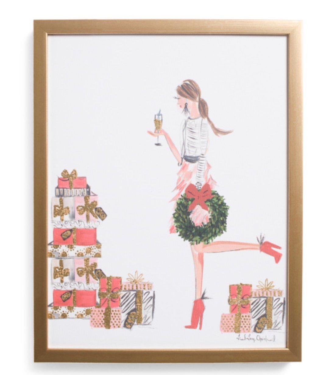 Christmas Art, TJMaxx