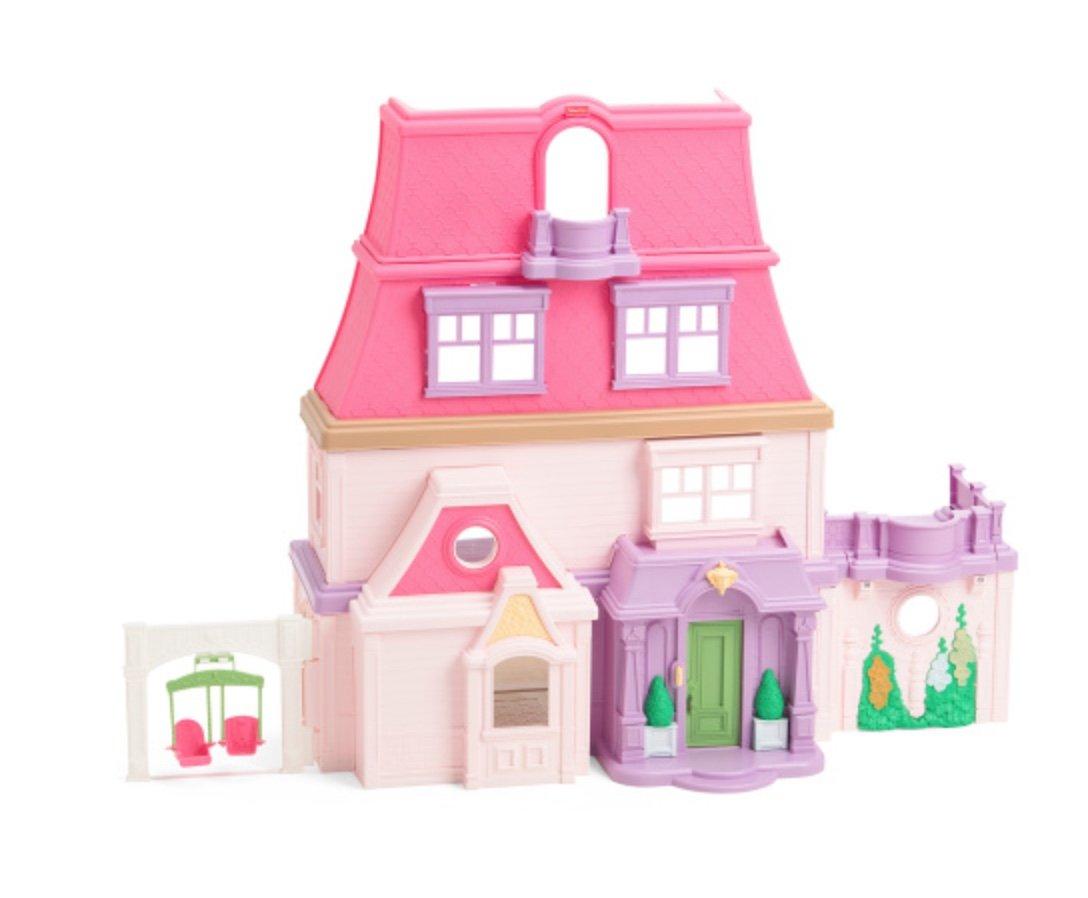 Fisher Price Dollhouse, TJMaxx