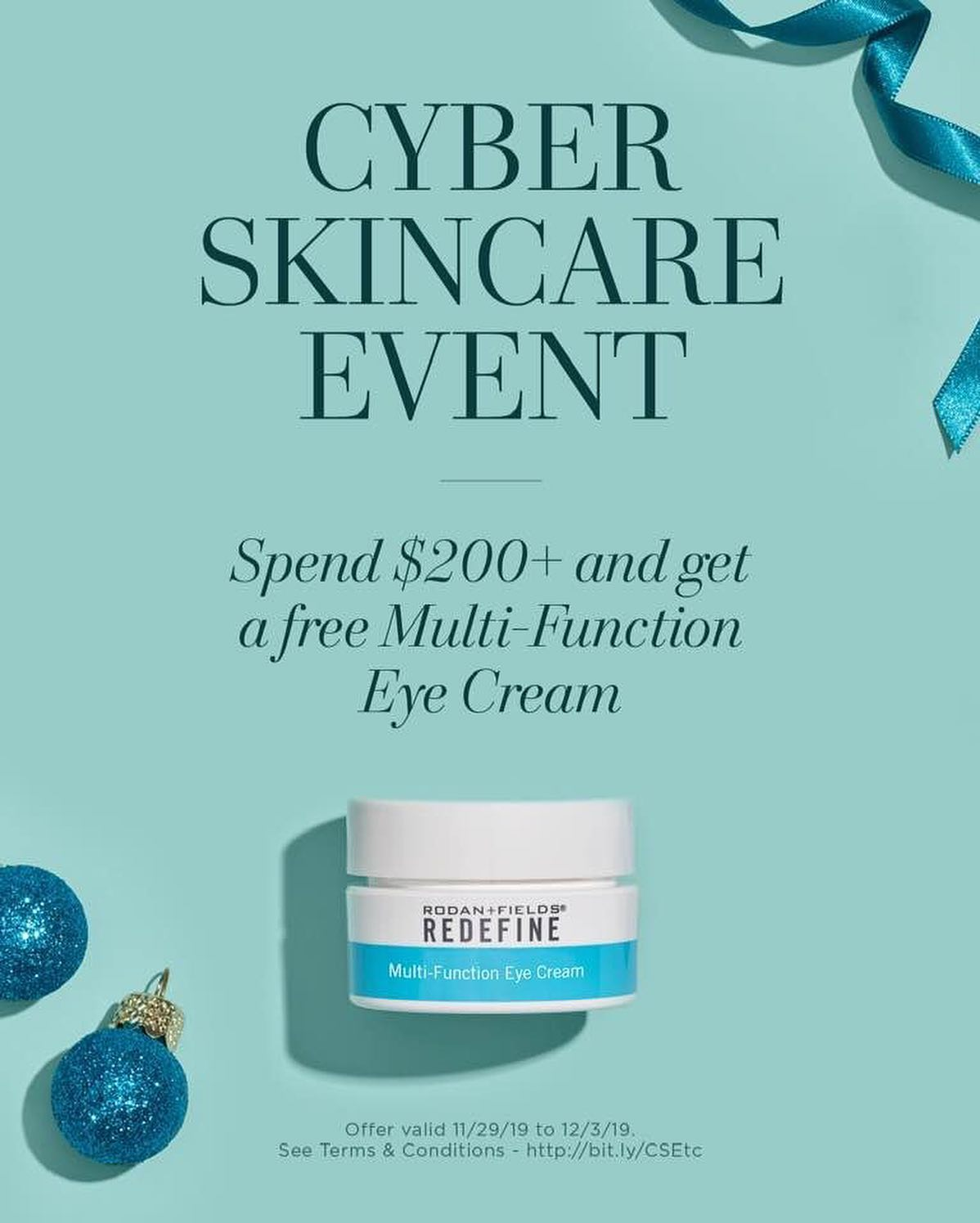 Rodan + Fields Black Friday