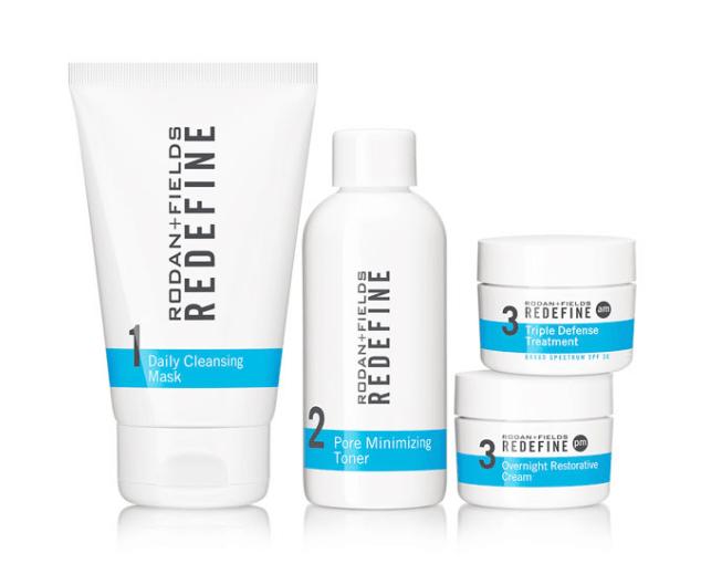 Skincare, Rodan + Fields Redefine