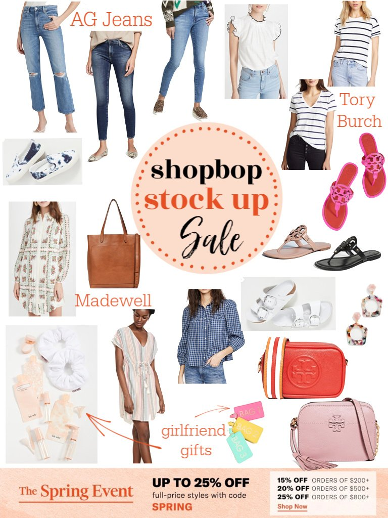 Shopbop Sale and Friday Favorites.