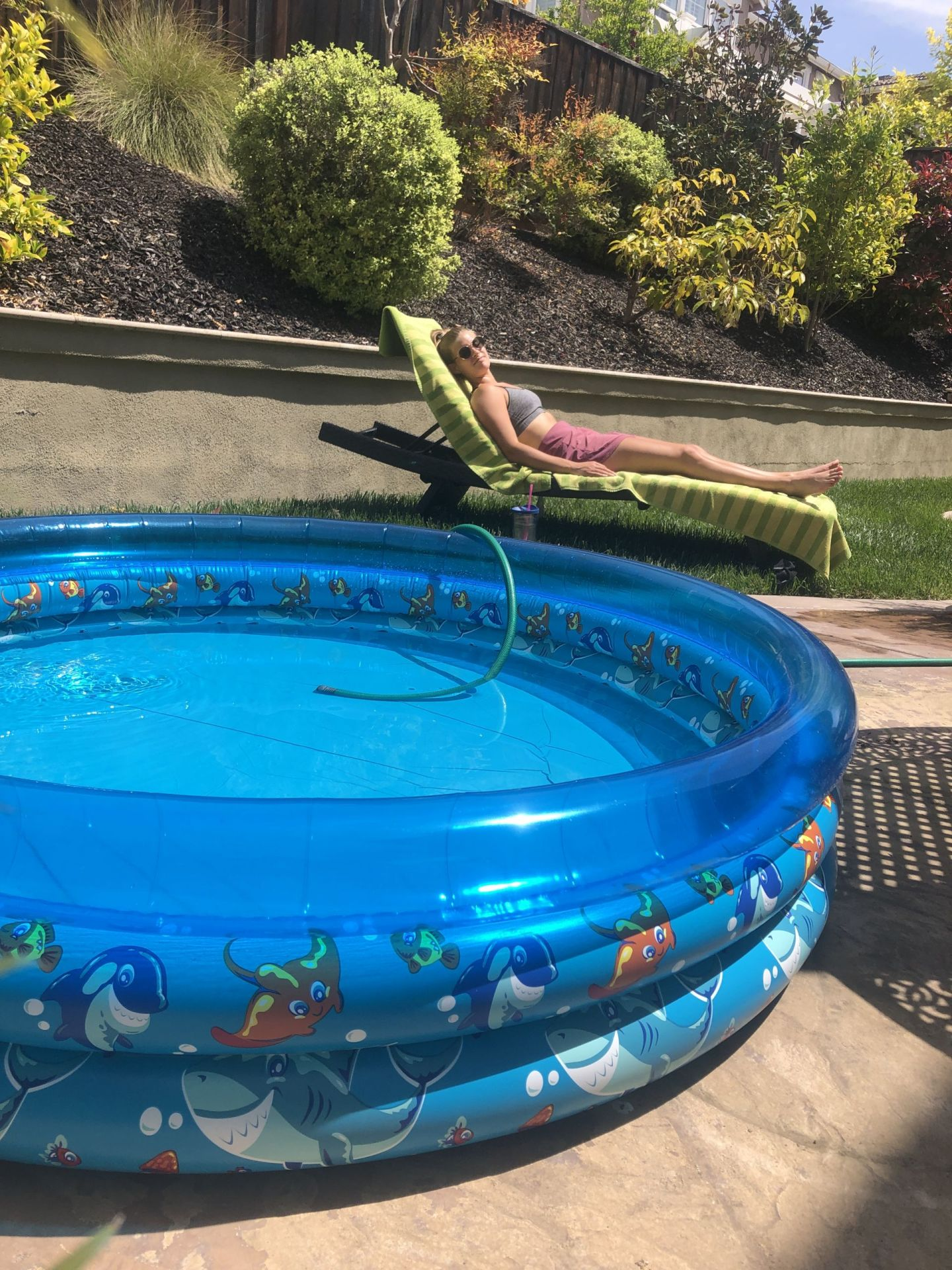 Pool, Coast to Coast Favorites while sheltering in place